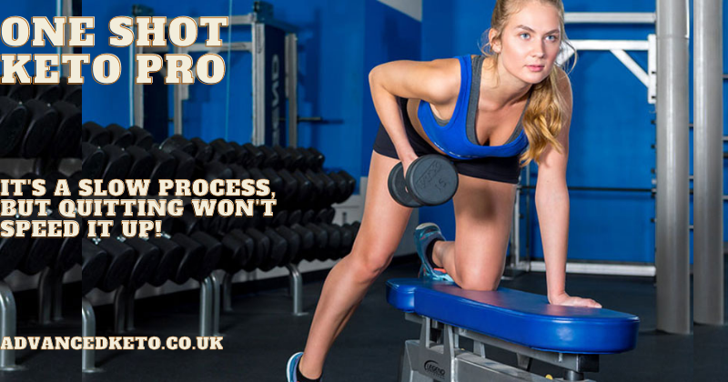One shot keto pro Weight Loss Supplement